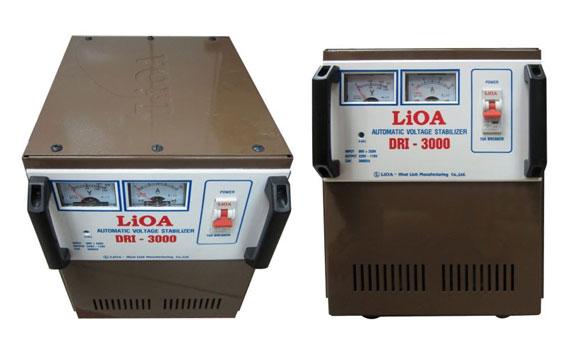 Ổn áp Lioa 1P DRI-3KVA - DRI-3000 giá tốt tại Nguyễn Kim