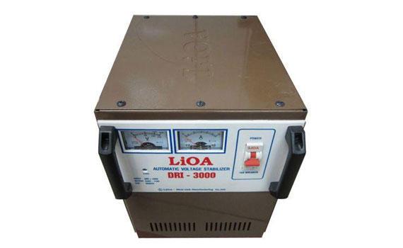 Thiết kế ổn áp Lioa 1P DRI-3KVA - DRI-3000 nhỏ gọn