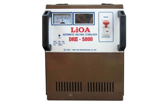 Ổn áp Lioa 1P DRII - 5KVA - DRII-5000 giá tốt tại Nguyễn Kim