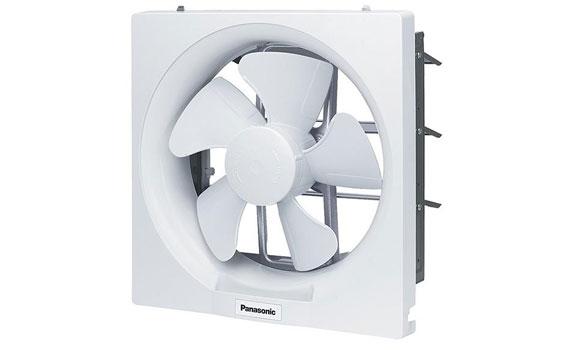 Cánh quạt hút gắn tường Panasonic FV-25AU9 bằng nhựa cao cấp rất bền
