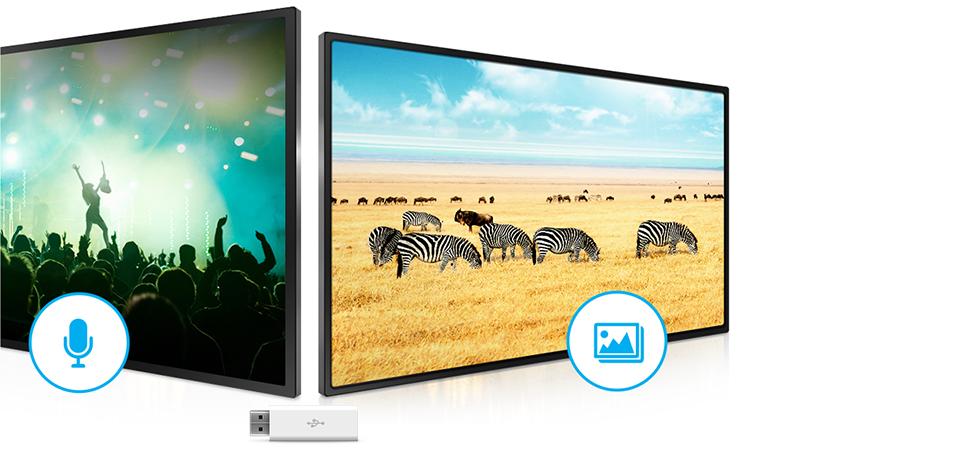 Tivi Led Kỹ Thuật Số Samsung UA32H4100AK tối ưu âm thanh và hình ảnh mang lại cảm giác chân thực nhất cho trận đấu yêu thích.