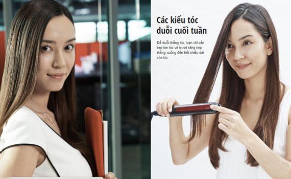 Máy tạo kiểu tóc Panasonic EH-HT40-K645 giá tốt tại nguyenkim.com