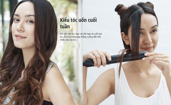 Máy tạo kiểu tóc Panasonic EH-HT40-K645 sử dụng đơn giản