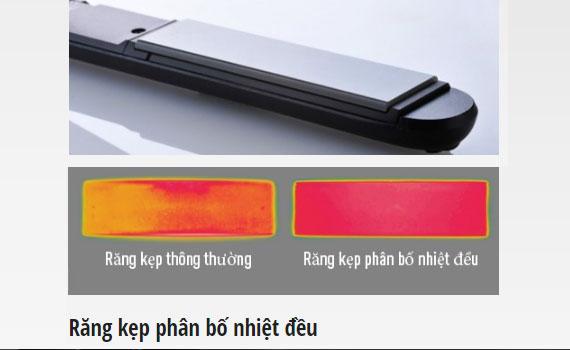 Máy tạo kiểu tóc Panasonic EH-HT40-K645 an toàn, tiện lợi