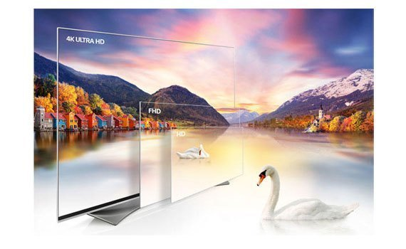 Tivi LED LG 49UF60T cho hình ảnh chất lượng cao