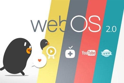 Tivi LED LG 49UF690T chạy nền tảng WebOS 2.0