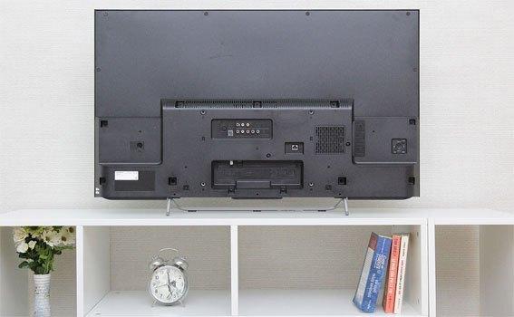 Tivi Sony KDL-48W700C kết nối USB và HDMI