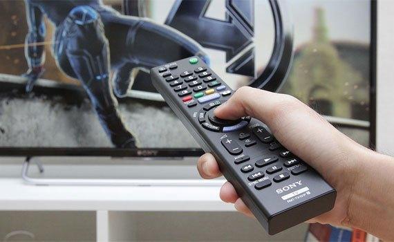 Tivi Sony KDL-48W700C trang bị kết nối internet tiện lợi