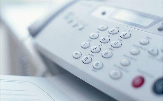 Máy fax Panasonic KX-FT983 tích hợp bảng điều khiển hiện đại