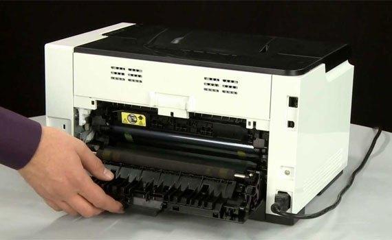 Máy in laser HP CP1025 thiết kế cứng cáp