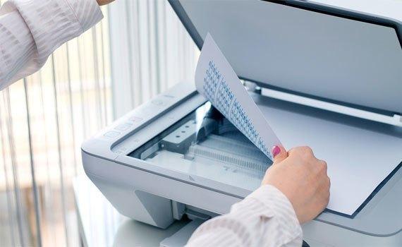 Máy photocopy Konica Minolta Bizhub 165 scan hình ảnh rõ ràng