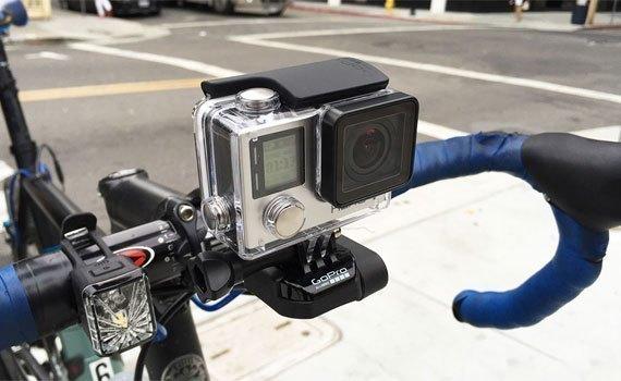 Máy quay phim GoPro Hero4 Black quay phim chất lượng 4K