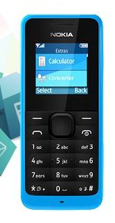 Nokia 105 khuyen mai gia tot
