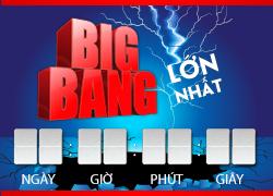 Chương trình khuyến mãi big bang cuối năm 2014 được tài trợ trực tiếp lớn nhất 2014 tại Nguyễn Kim. Big bang khuyến mãi độc quyền giá rẻ nhất, nhiều sản phẩm nhất và chỉ có duy nhất tại nguyễn kim, cơ hội mua sắm trực tuyến đại hạ giá với chương trình khuyến mãi big bang