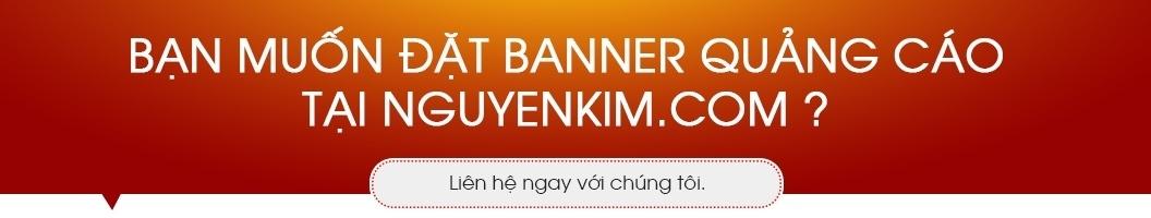 Thông tin liên hệ đặt banner quảng cáo tại Nguyenkim.com