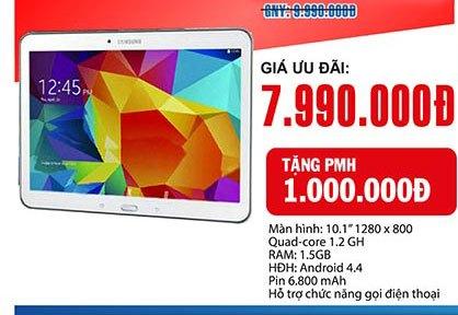 Galaxy tab4 10.1 inch - T531