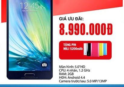 Galaxy a5 duos - a500h