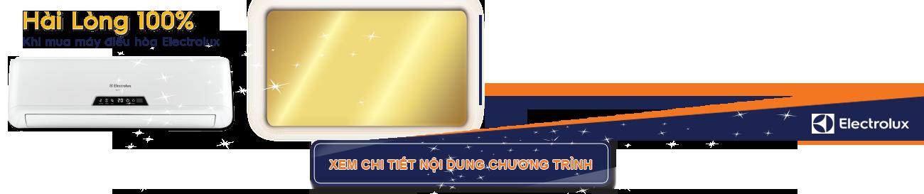 Khuyến mãi mua máy lạnh Electrolux bao gồm những khuyến mãi ưu đãi, 30 ngày trả đổi hàng miễn phí, 5 năm bảo hành và những phần quà có giá trị đặc biệt khác tại Nguyễn Kim.