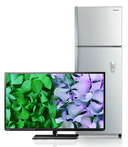 mua tivi 40, tủ lạnh giá rẻ tặng ngay máy xay sinh tố Electrolux chỉ có tại Nguyễn Kim.