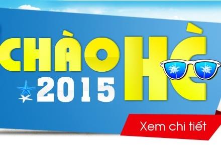 Khuyến mãi chào hè 2015 tại Nguyễn Kim - Mua hàng online giá rẻ nhất với nhiều ưu đãi quà tặng hấp dẫn nhất