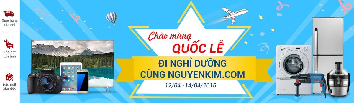 Mã giảm giá NguyenKim và các chương trình khuyến mãi