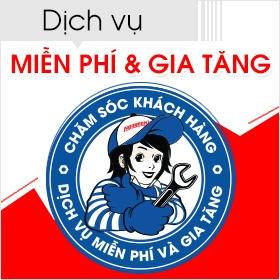 Khuyến mãi dịch vụ miễn phí và dịch vụ gia tăng tại Nguyễn Kim - Hàng tốt giá rẻ ưu đãi vượt trội nhanh tay mua ngay
