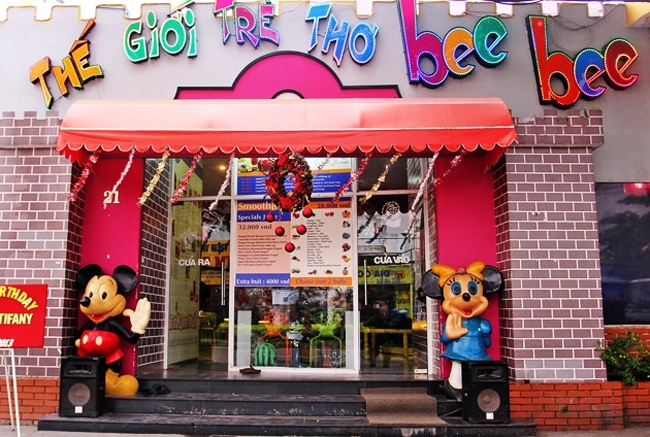 Thế giới trẻ thơ Bee Bee Land