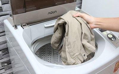 Máy giặt Aqua AQW-S80KT 8 kg giảm giá tại điện máy Nguyễn Kim
