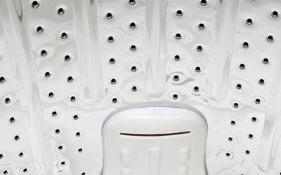 Máy giặt Aqua AQW-S80KT 8 kg có lồng giặt bằng thép không gỉ