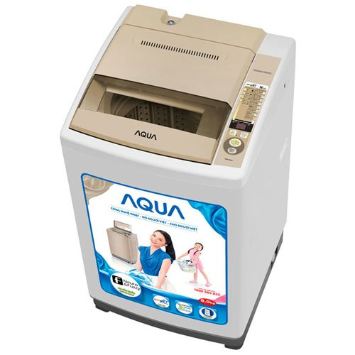 Máy giặt Aqua AQW-S80KT 8 kg giá rẻ tại Nguyễn Kim