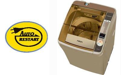 Mua máy giặt Aqua AQW-F800Z1T 8 kg trả góp tại Nguyễn Kim