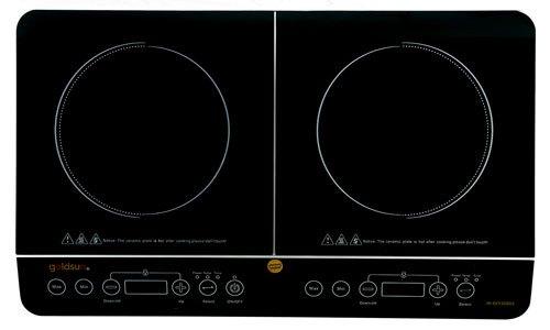 Bếp điện từ Goldsun IH-GFY30S05 thiết kế sang trọng, bền đẹp
