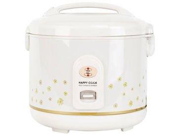 Mua nồi cơm điện giá rẻ loại nào tốt. nồi cơm điện Nồi cơm điện Happy Cook HC-300 3 lít