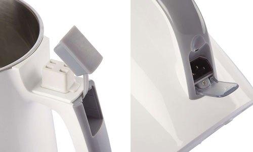 Máy làm sữa đậu nành Philips HD2072/02 1.3 lít có nắp bảo vệ an toàn
