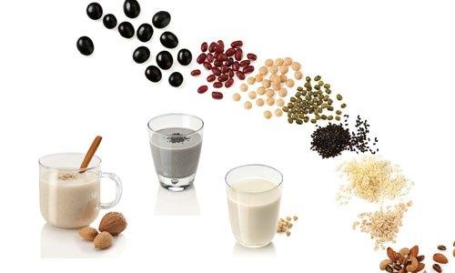 Máy làm sữa đậu nành Philips HD2072/02 1.3 lít có đến 5 chương trình lựa chọn