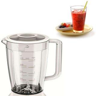 Máy xay trái cây Philips HR2100/03 - Thiết kế thân thiện dễ sử dụng