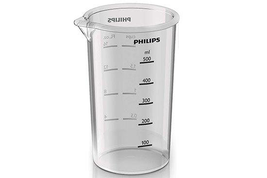 Máy xay cầm tay Philips HR1643 có cốc phụ để pha chế