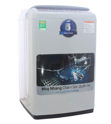 Mua máy giặt loại nào tốt. Máy giặt Samsung WA72h4000SG 7.2 kg