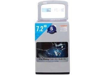 Máy giặt Samsung WA72h4000SG giặt sạch, tiết kiệm nước