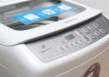 Máy giặt Samsung WA72h4000SG 6 chế độ giặt sạch, bảo vệ quần áo