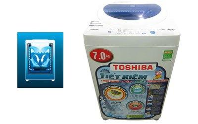 Máy giặt Toshiba AW-A800SV 7 kg xanh giảm giá tại nguyenkim.com