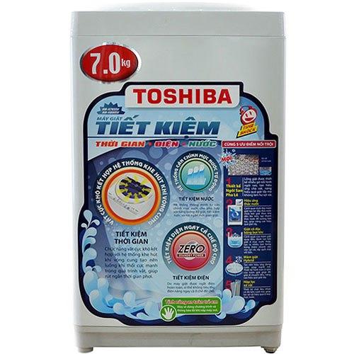 Máy giặt Toshiba AW-A800SV 7 kg xanh tiết kiệm điện hiệu quả