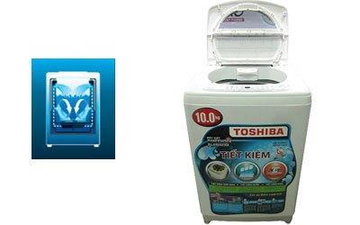 Máy giặt Toshiba AW-B1100GV 10 kg xám bạc giá cạnh tranh tại Nguyễn Kim