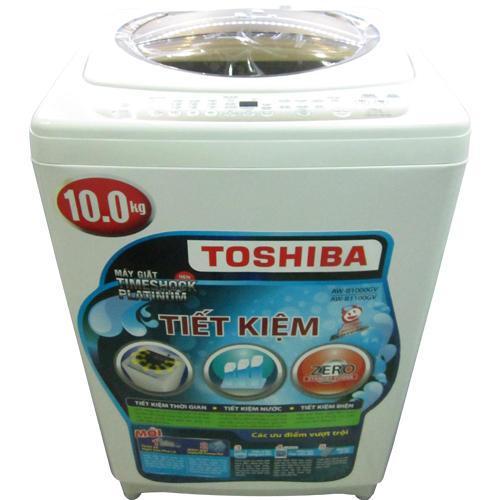 Máy giặt Toshiba AW-B1100GV 10 kg xám đồng giảm giá hấp dẫn