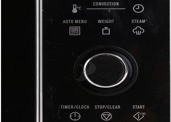 Lò microwave Electrolux EMS3085X sử dụng dễ dàng với nút bấm điện tử