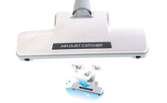 Máy hút bụi Panasonic MC-CL305BN46 có đầu hút Air Dust Catcher