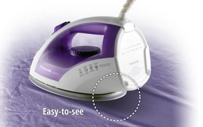 Bàn ủi loại nào tốt? Bàn là hơi nước Panasonic NI-E510TDRA