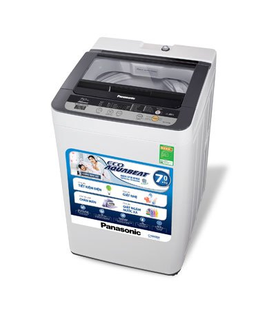 Mua máy giặt cửa trên loại nào tốt. Máy giặt Panasonic NA-F70VB6HDK 7 kg