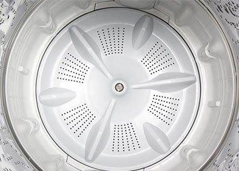 Lồng giặt Máy giặt Panasonic NA-F70VB6HDK bằng thép không gỉ