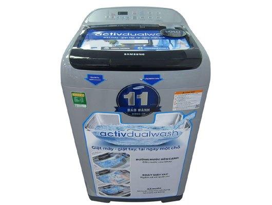 Mua máy giặt hãng nào tốt. Máy giặt Samsung WA82H4000HA 8.2 KG
